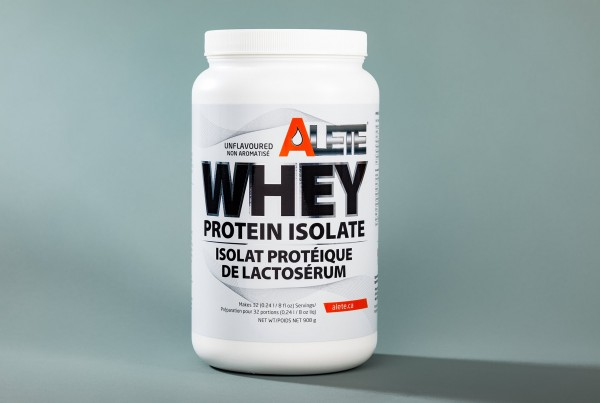 Alete Whey Protein Front Bottle